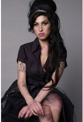 Poster Amy Winehouse - Pop