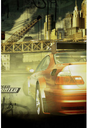 Poster Need For Speed - Most Wanted - Games