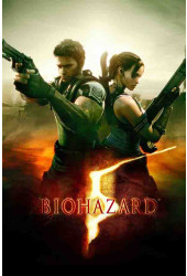 Poster Resident Evil 5: Lost In Nightmares - Games