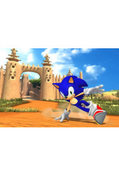 Poster Sonic Unleashed - Games