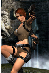 Poster Tomb Raider Legend  - Games