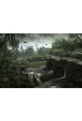 Poster Tomb Raider Underworld  - Games