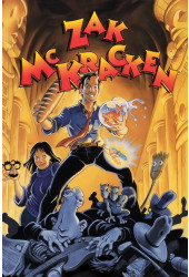 Poster Zak Mckracke and the Mindbenders - Games