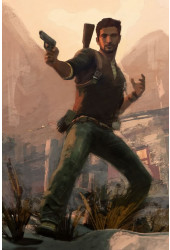 Poster Uncharted - Games