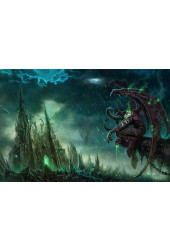 Poster World of Warcraft - Games