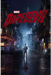 Poster Daredevil Demolidor - Séries