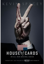 Poster House Of Cards - Séries