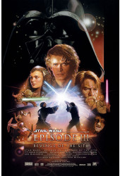 Poster Star Wars: Episódio III - A Vingança dos Sith - Revenge of the Sith - Filmes