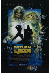 Poster Star Wars: Episódio VI - O Retorno de Jedi - Return of the Jedi - Filmes