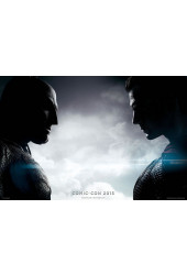Poster Batman Vs Superman - Filmes