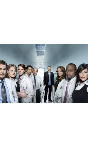 Poster Dr House