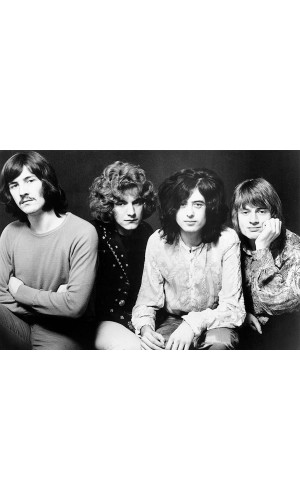 Poster Rock Led Zeppelin
