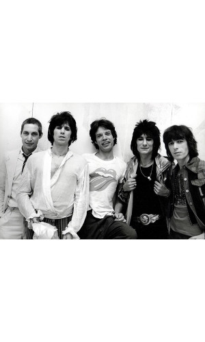 Poster Rock Rolling Stones