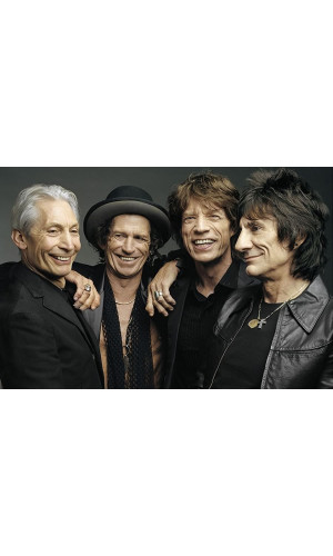 Poster Rolling Stones