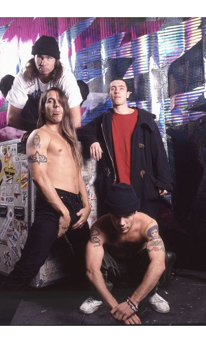 Poster Rock Red Hot Chili Peppers