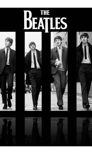 Poster Rock Beatles