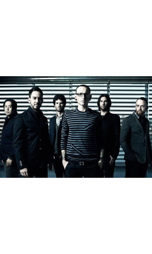 Poster Rock Linkin Park