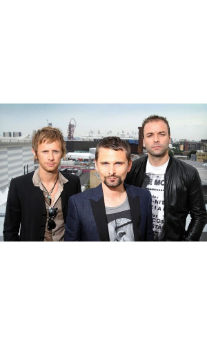 Poster Rock Muse