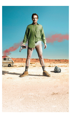 Poster Breaking Bad 1° Temporada