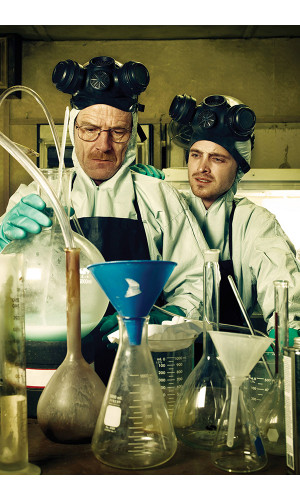 Poster Breaking Bad 2° Temporada