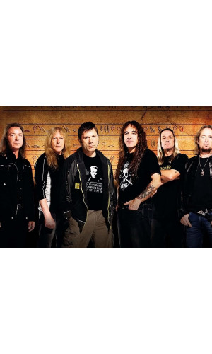 Poster Rock Iron Maiden