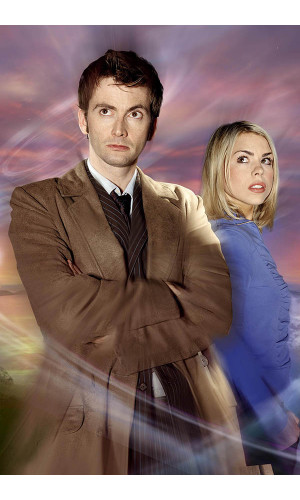 Poster Doctor Who 2° Temporada