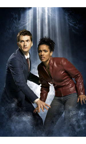 Poster Doctor Who 3° Temporada
