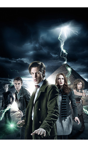Poster Doctor Who 6° Temporada