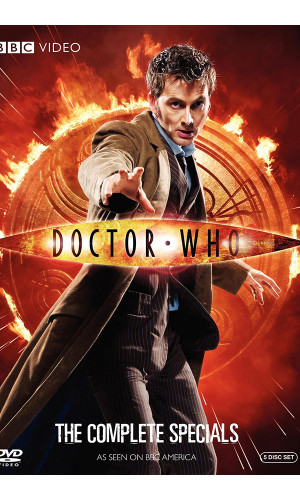 Poster Doctor Who - Especial 2009