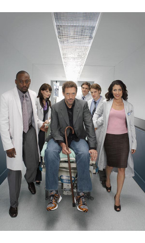 Poster Série Doctor House