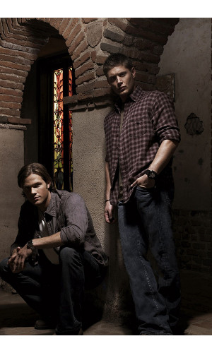 Poster Series Supernatural 4° Temporada