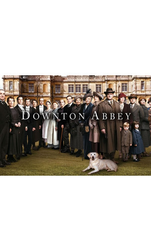 Poster Downtown Abbey