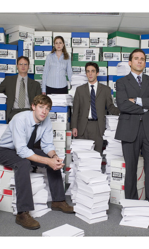 Poster The Office 3° Temporada