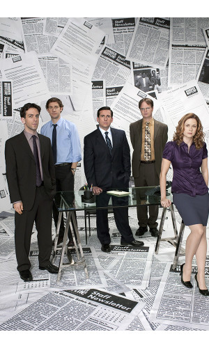 Poster The Office 5° Temporada