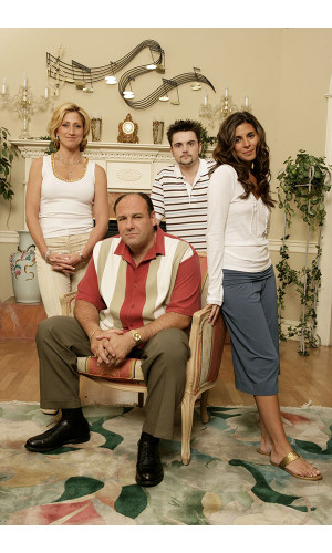 Poster The Sopranos 1° Temporada
