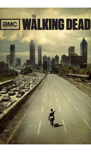 Poster The Walking Dead 1° Temporada