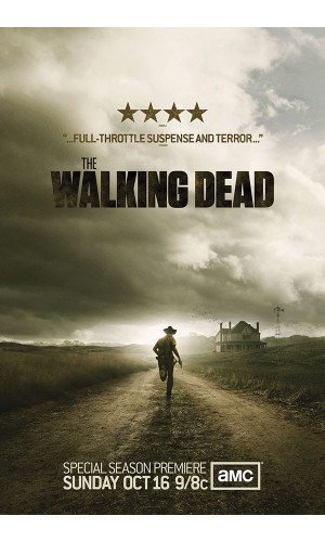 Poster The Walking Dead 2° Temporada
