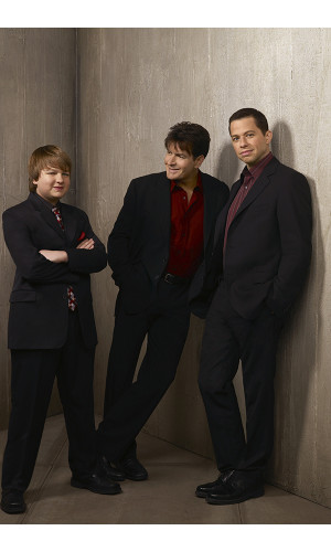 Poster Two and a Half Men 6° Temporada