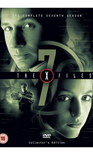 Poster X Files - Arquivo X 7° Temporada
