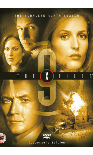 Poster X Files - Arquivo X 9° Temporada