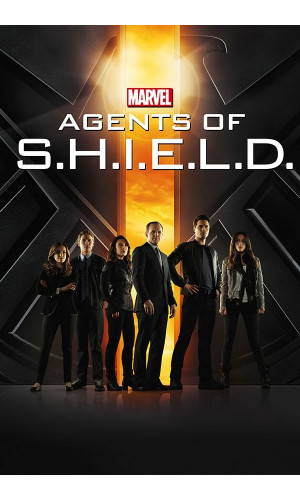 Poster Marvels Agents Of Shield