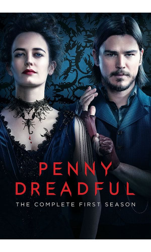 Poster Penny Dreadful Season Dvd Cover