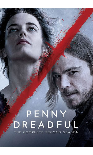 Poster Penny Dreadful Season Two Dvd Cover