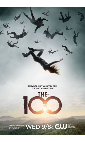 Poster The Hundred The 100