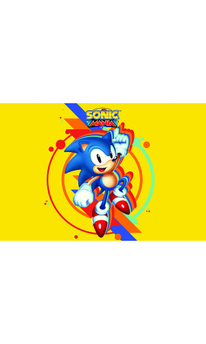 Poster Sonic Mania