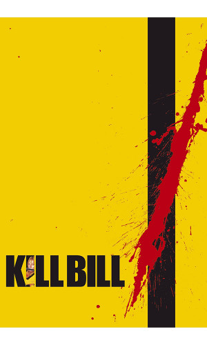 Poster Kill Bill Volume 1