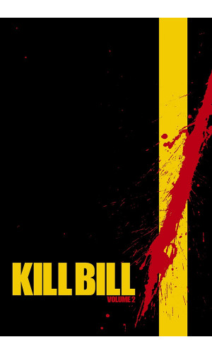 Poster Kill Bill Volume 2
