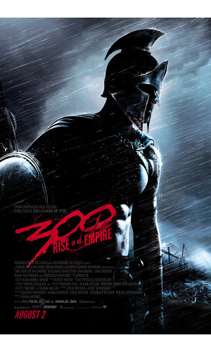 Poster 300 A Ascensao do Imperio