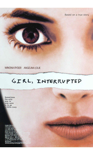 Poster Garota Interrompida Girl Interrupted