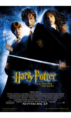Poster Harry Potter 2 e a Camara Secreta